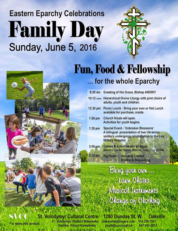 Poster for Family Day